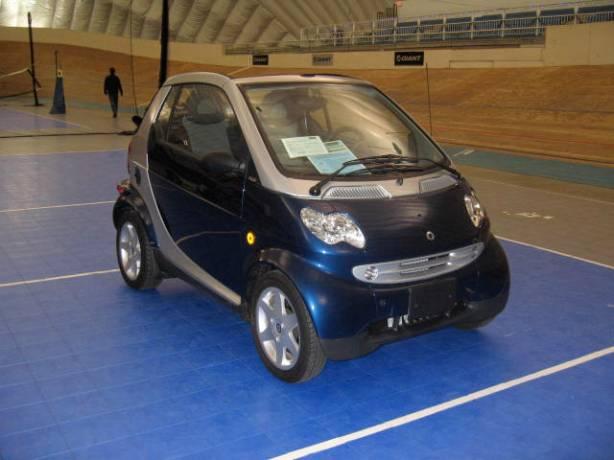 its smart a smartcar